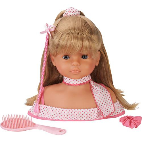 Corolle Mademoie Hairstyling Head