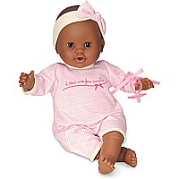 Corolle's Mon Baby Classique Graceful Pink Baby Doll