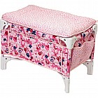 Corolle Mon Classique Doll Bed & Changing Table