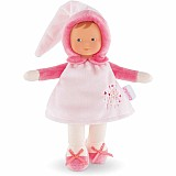 Corolle Babi Corolle Miss Pink Cotton Flower Doll
