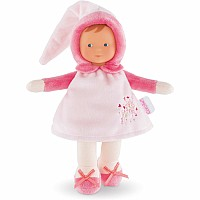 Babi Miss Pink Cotton Flower Doll