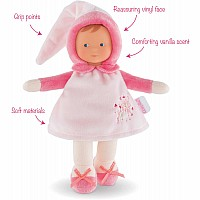 Babi Corolle Miss Pink Cotton Flower Doll
