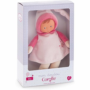 Corolle Mon Doudou Corolle Miss Pink Cotton Flower Doll