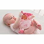 Corolle Mon Doudou Corolle Elf Pink Cotton Flower Doll