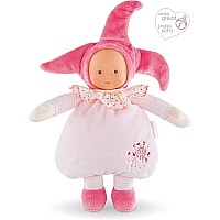 Babi Elf Pink Cotton Flower Doll