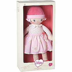 Corolle Babi Corolle Lili Pink Cotton Flower Doll