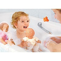 Mon Premier Baby Bath Baby Doll & Accessories