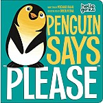 "Penguin Says ""please"""