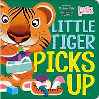 Little Tiger Picks Up