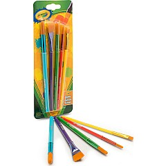 5 Ct. Art And Craft Brush Set