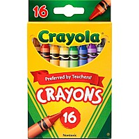 16 Ct. Crayons - Peggable