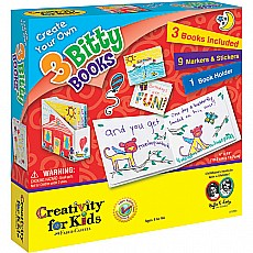 Create Your Own Bitty Books