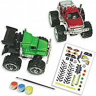 Monster Trucks Custom Shop (2 Pack)