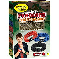 Make Your Own Paracord Wristbands