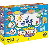 My First Finger Prints Painting Set