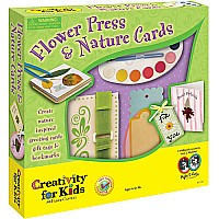 Flower Press & Nature Cards