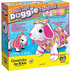 Duct Tape Doggie Fashions