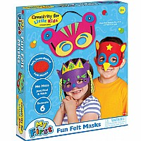My First Fun Felt Mask Kit
