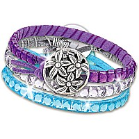 CK Rhineston Wrap Bracelets
