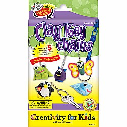 Clay Key-chains