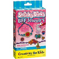 Shrinky Dinks Bff jewelry