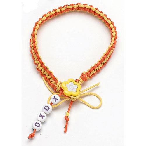 alex bff cord bracelets instructions