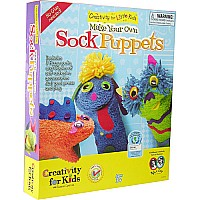 My First Sock Puppets