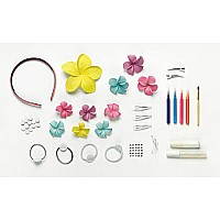 Fabulous Flowers Hair Accessories