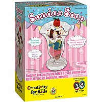 Sundae Soap - Creativity For Kids 1780