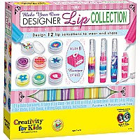 Make Your Own Designer Lip Collection