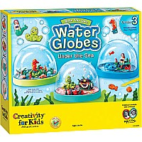 Make Your Own Water Globes-Under the Sea