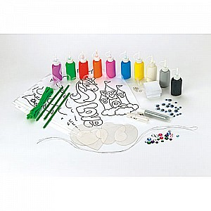 Sparkling 3D Wonder Paint Activity Kit