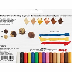 World Colors - 15ct Modeling Clay