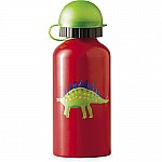 Drinking Bottle Stegosaurus