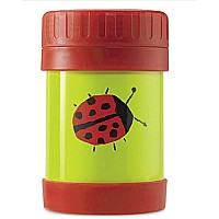 Food Jar Ladybugs