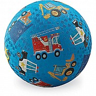 "Vehicles 5"" Playground Ball"