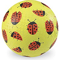 "5"" Playground Ball  Ladybugs"