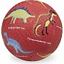 "5"" Playground Ball  Dinosaurs"