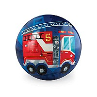 "4"" Playball - Fire Truck"
