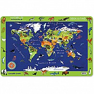 World Animals Placemat