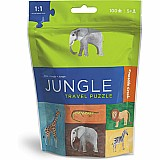 100 Piece Pouch Puzzle Jungle