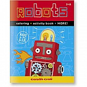 Activity Book  Robots