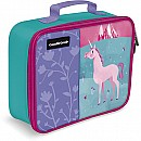 "Crocodile Creek Eco Kids Unicorn Insulated Girls' Lunchbox 10"" with handle"