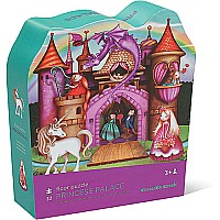 32 pc. Floor Puzzle - Princess Palace