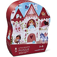 24 pc. Mini Puzzle - Little Princess
