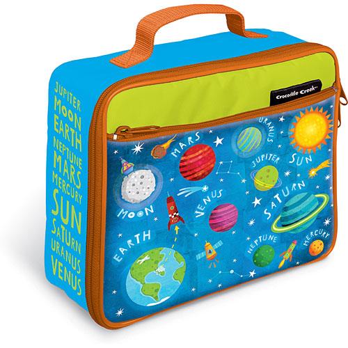 feb1d8de3b Crocodile Creek Eco Kids Solar System Insulated Kids  Lunchbox 10