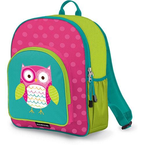Owl Creek Happenings Tumbleweed Traveling: Crocodile Creek Eco Kids Pink And Turquoise Owl Girls