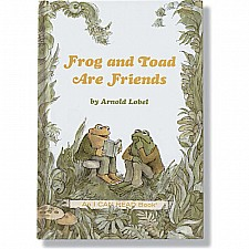 Frog Toad Are Friends