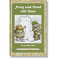 Book Paperback Frog Toad All Year