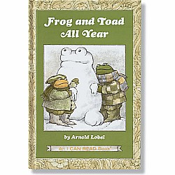 I Can Read: Frog and Toad All Year